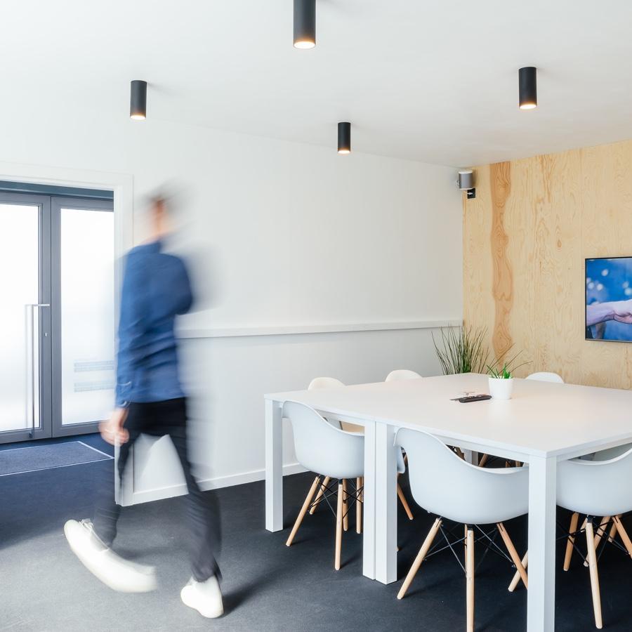 Moonshot kleine vergaderzaal